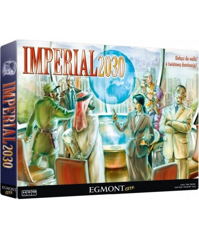 Ekonomiczne - Imperial 2030 (edycja polska)