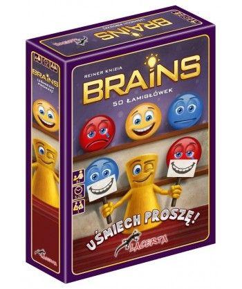 Różne - Brains: Uśmiech proszę!