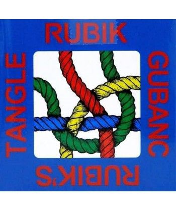 Tangle Rubik's - 1