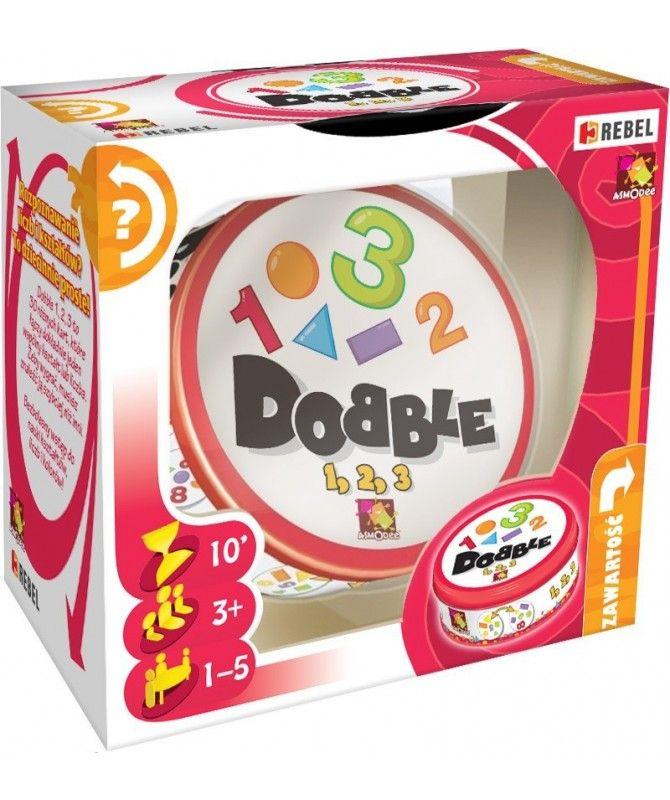 Imprezowe - Dobble: 1 2 3