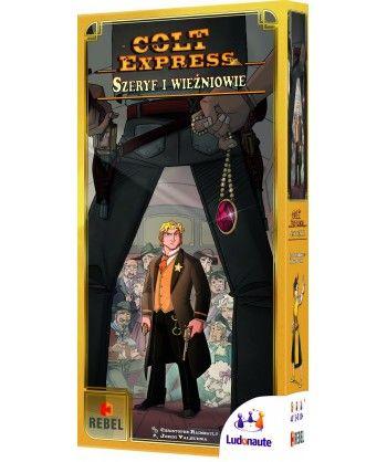 Pozostałe i różne - Colt Express: Szeryf i Więźniowie