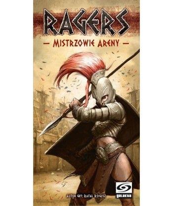 Gry Karciane - Ragers: Mistrzowie Areny