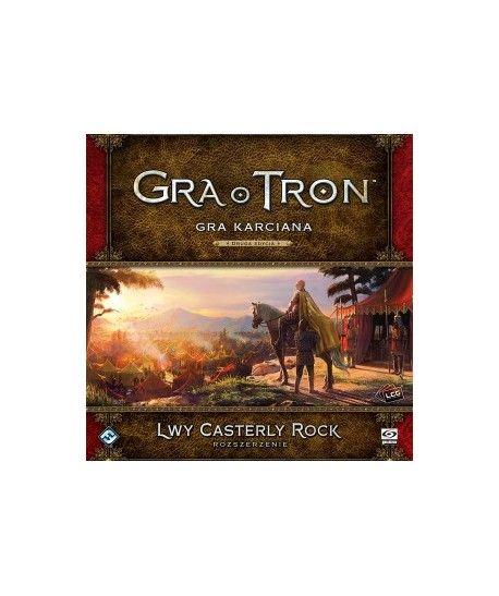 Gra o Tron LCG - Gra o Tron: Gra karciana - Lwy Casterly Rock