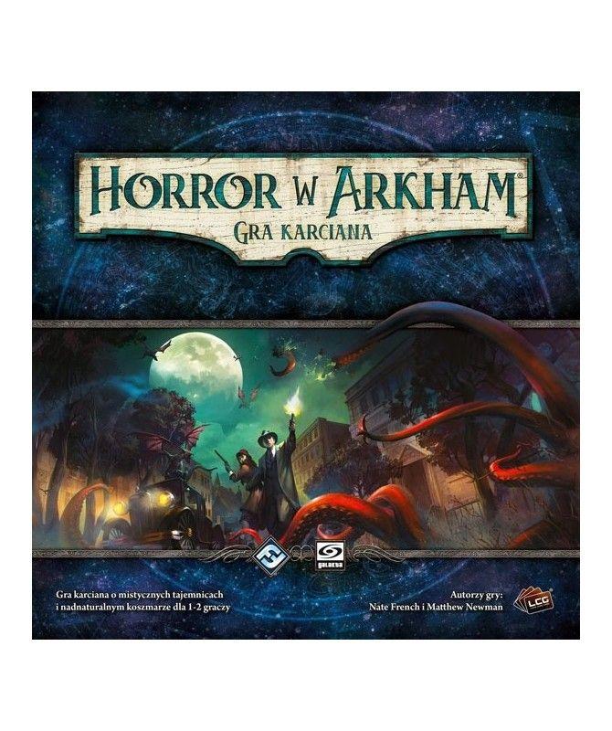 Horror w Arkham LCG - Horror w Arkham: Gra karciana - Zestaw Podstawowy