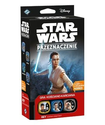 Star Wars: Przeznaczenie - Star Wars: Przeznaczenie - Rey