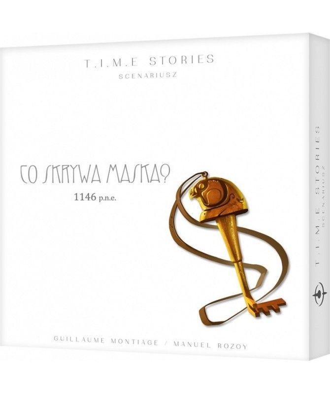 Time Stories - T.I.M.E Stories: Tajemnica Maski