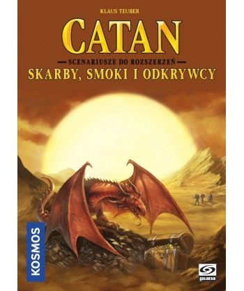 Catan Gra Planszowa:...