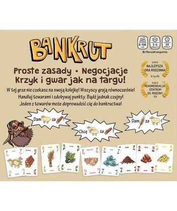 Gry Karciane - Bankrut