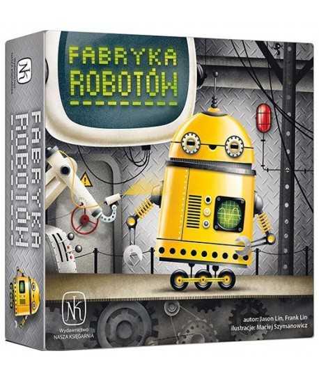 Gry Karciane - Fabryka robotów