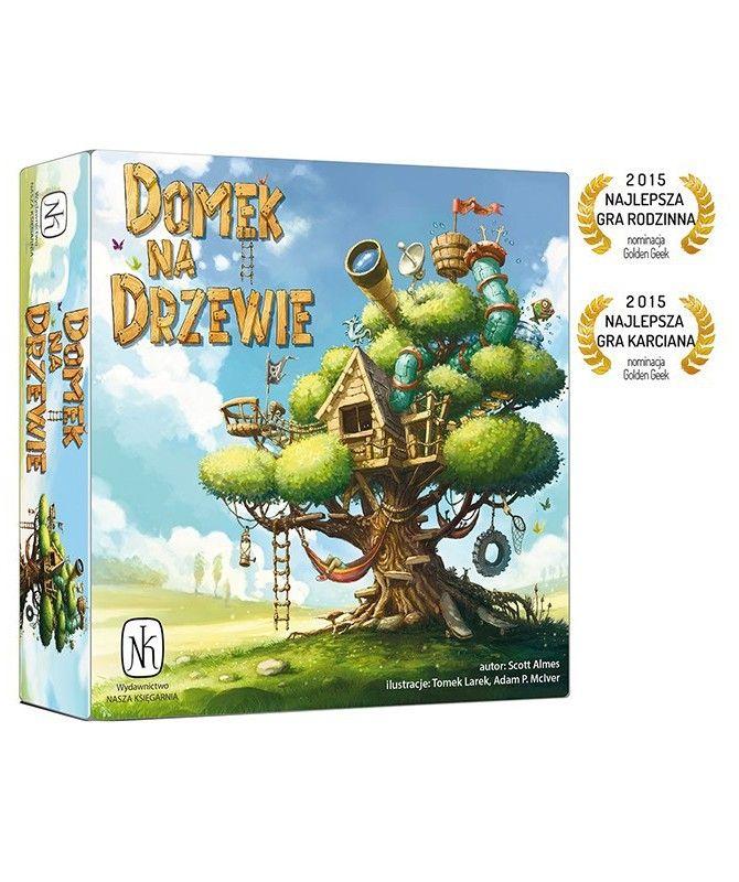 Gry Karciane - Domek na drzewie