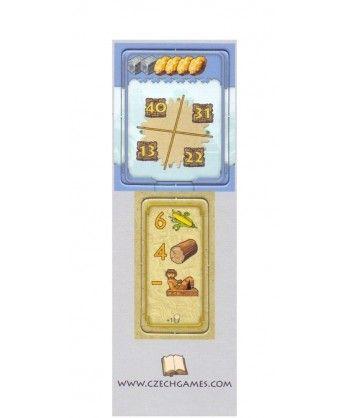 Pozostałe i różne - Tzolkin: Kalendarz Majów - Święto Jedzenia (niebieski monument)