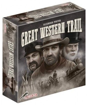 Great Western Trail (edycja...