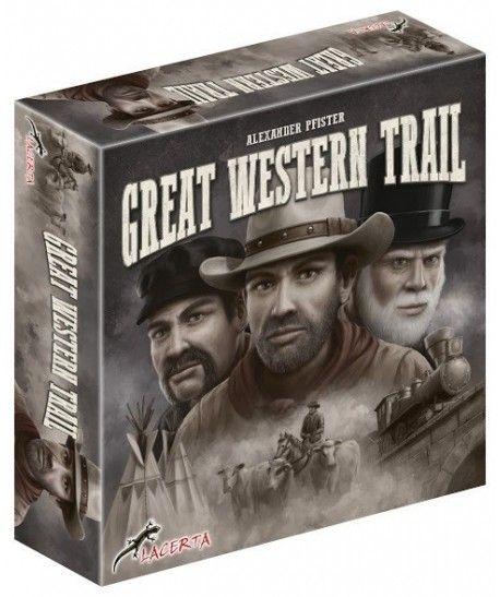 Ekonomiczne - Great Western Trail (edycja polska)