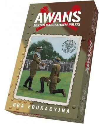 Gry Karciane - Awans: Zostań Marszałkiem Polski (Wydanie III)