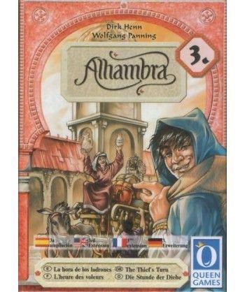 Alhambra - The Thief's Turn