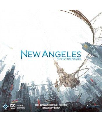 Strategiczne - New Angeles: Miasto Korporacji