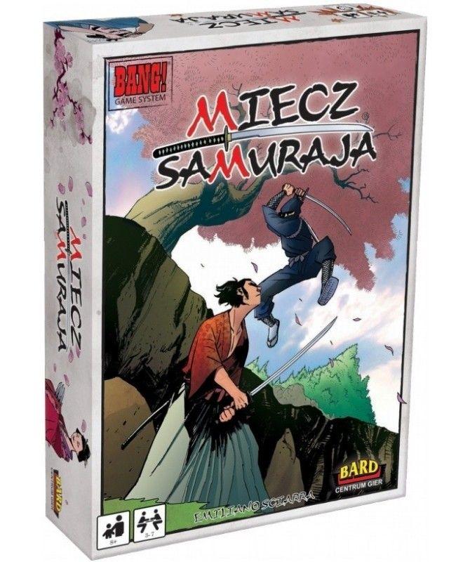Gry Karciane - Miecz Samuraja