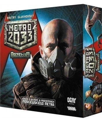 Metro 2033: Przełom
