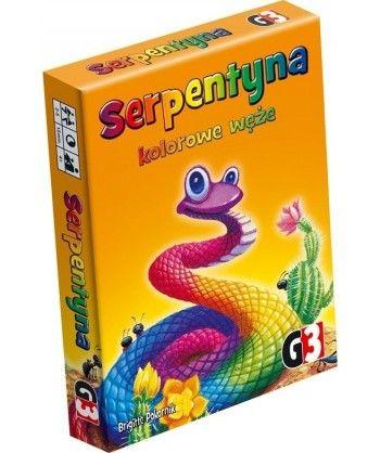 Serpentyna: Kolorowe węże