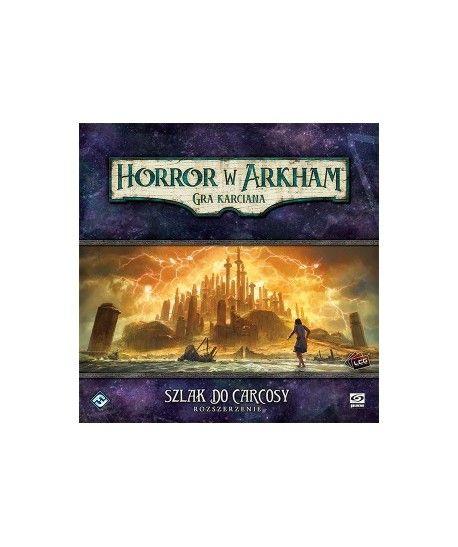 Horror w Arkham LCG - Horror w Arkham LCG: Szlak do Carcosy