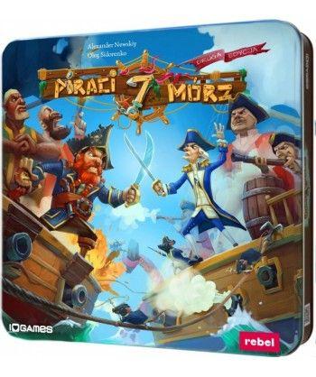 Piraci 7 Mórz