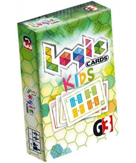 Dla dzieci - Logic Cards - Kids