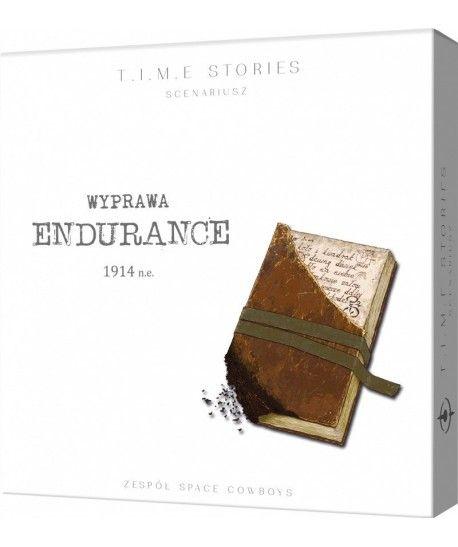 Time Stories - T.I.M.E Stories: Wyprawa Endurance