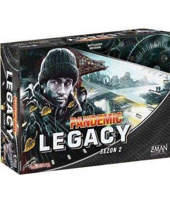 Pandemic Legacy - Sezon 2 -...