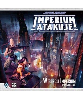 Pozostałe i różne - Star Wars: Imperium Atakuje - W sercu Imperium