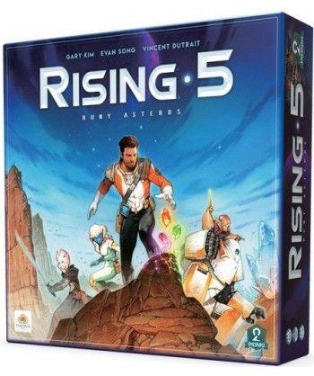 Kooperacyjne - Rising 5: Runy Asteros