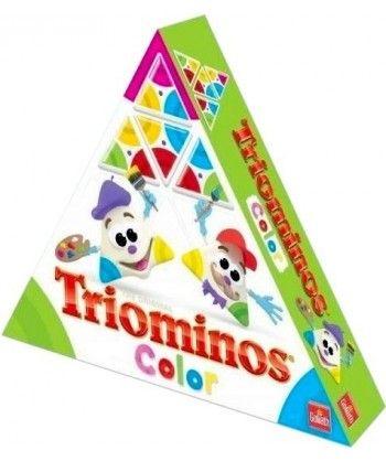 Logiczne - Triominos Color