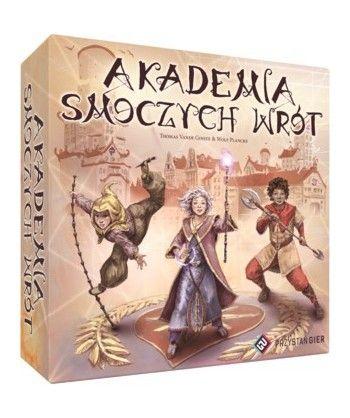 Strategiczne - Akademia Smoczych Wrót