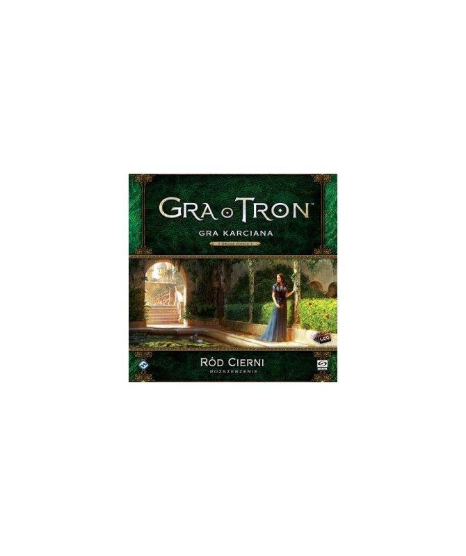 Gra o Tron LCG - Gra o Tron: Gra karciana - Ród Cierni