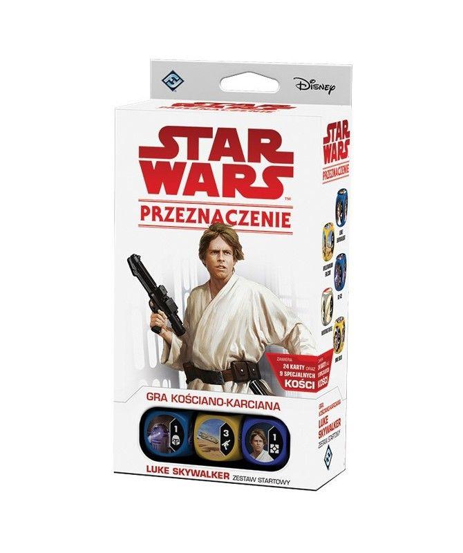 Star Wars: Przeznaczenie - Star Wars: Przeznaczenie - Luke Skywalker - Zestaw podstawowy