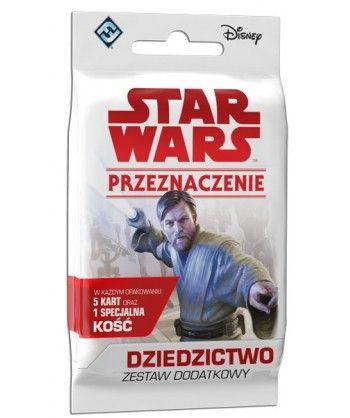 Star Wars: Przeznaczenie - Star Wars: Przeznaczenie - Dziedzictwo - Zestaw dodatkowy