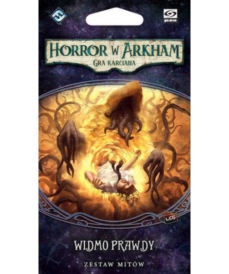 Horror w Arkham LCG - Horror w Arkham: Gra karciana - Widmo prawdy
