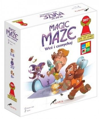 Magic Maze - Weź i czmychaj