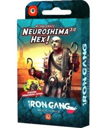 Neuroshima Hex 3.0: Iron...