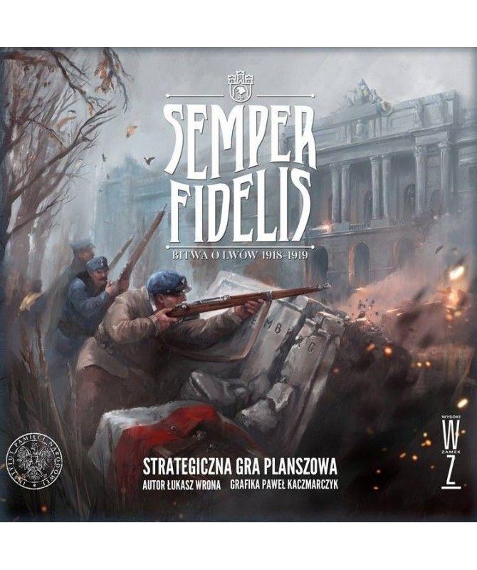 Wojenne - Semper Fidelis: Bitwa o Lwów 1918-1919