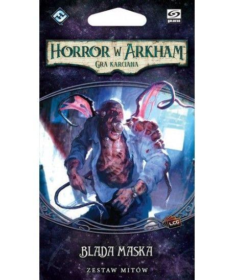 Horror w Arkham LCG - Horror w Arkham: Gra karciana - Blada Maska