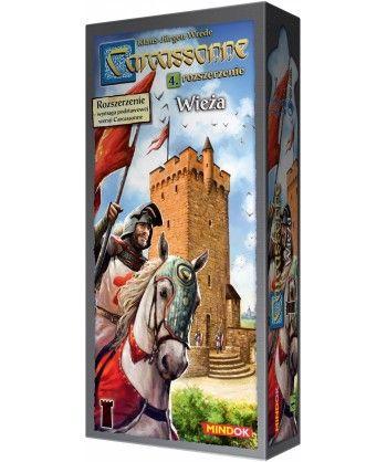 Carcassonne: Wieża (druga...