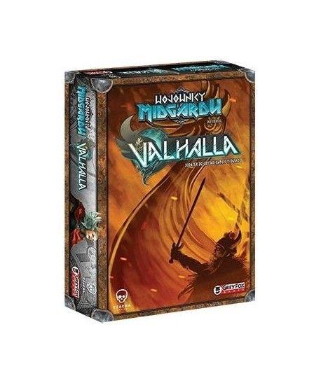 Pozostałe i różne - Wojownicy Midgardu: Valhalla