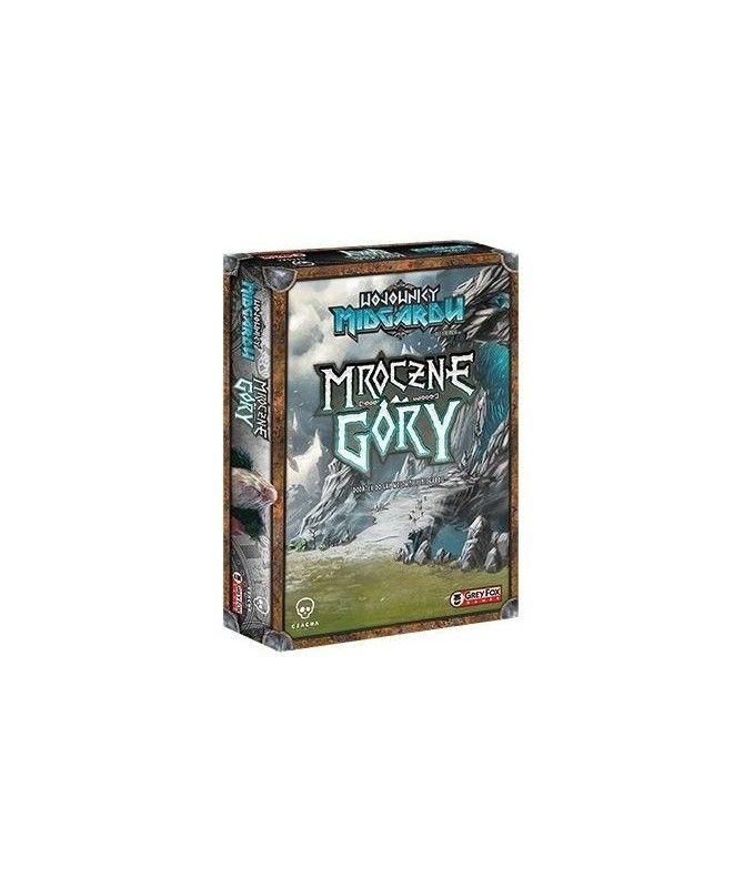 Pozostałe i różne - Wojownicy Midgardu: Mroczne Góry