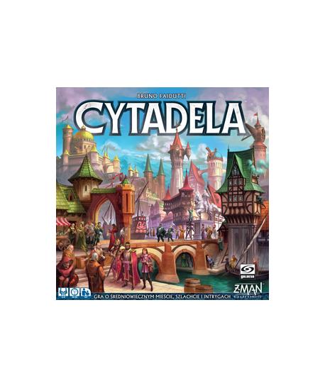 Gry Karciane - Cytadela (druga edycja)