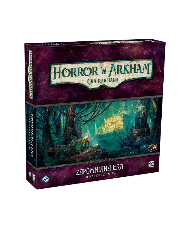 Horror w Arkham LCG - Horror w Arkham: Gra karciana - Zapomniana era