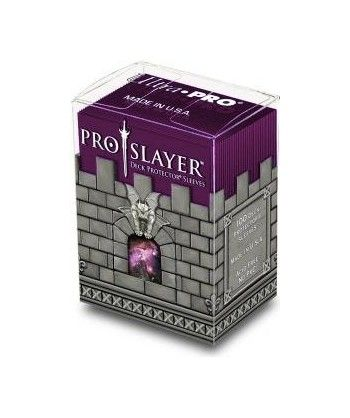 Ultra-Pro - ULTRA-PRO Slayer Deck Protector - Purple (Fioletowe) 100