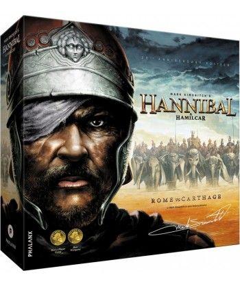 Wojenne - Hannibal & Hamilcar: Rome vs Carthage