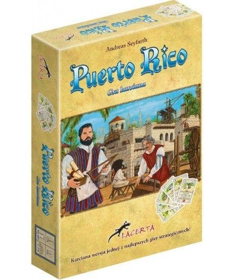 Gry Karciane - Puerto Rico: Gra karciana