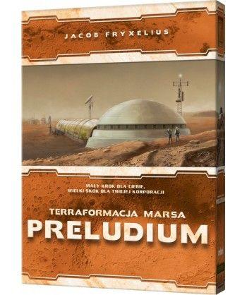 Pozostałe i różne - Terraformacja Marsa: Preludium