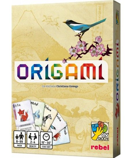 Gry Karciane - Origami